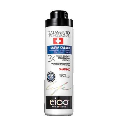 Imagem de Shampoo life salva cabelo 280ml eico