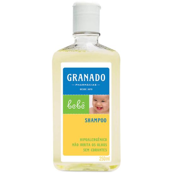 Imagem de Shampoo infantil granado 250ml tradicional