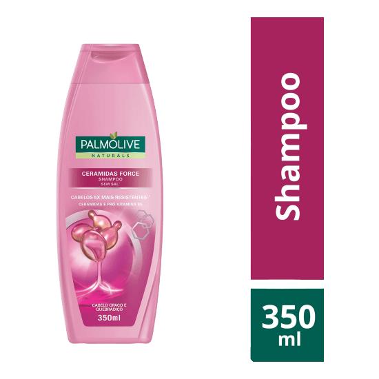 Imagem de Shampoo uso diário palmolive 350ml ceramidas