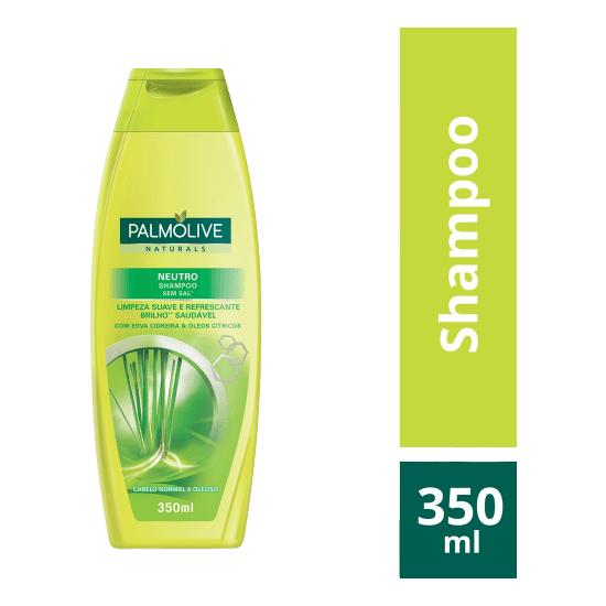 Imagem de Shampoo uso diário palmolive 350ml neutro
