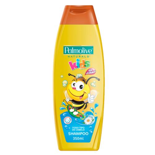 Imagem de Shampoo infantil palmolive 350ml kids todos tipos de cabelos