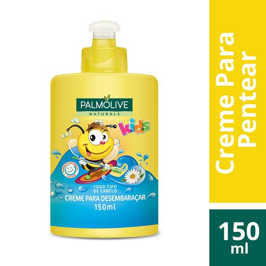 Imagem de Creme para pentear palmolive 150ml kids todos tipos de cabelos