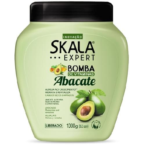 Imagem de Creme tratamento skala 1kg bomba vitaminas de abacate