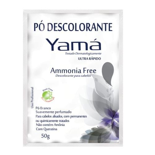Imagem de Descolorante em pó yamá 50g ammônia free