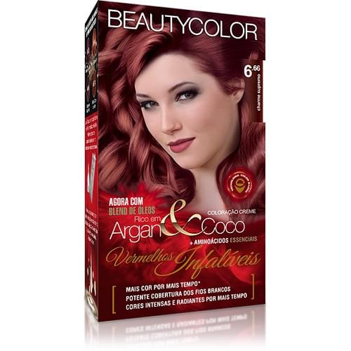 Imagem de Tintura permanente beauty color charme supremo