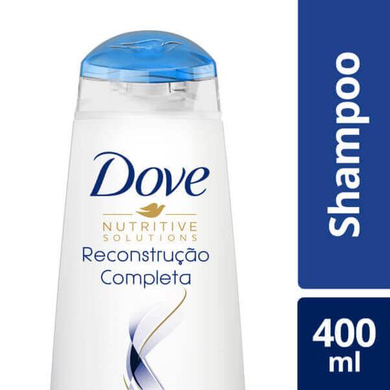 Imagem de Shampoo uso diário dove 400ml reconstrução completa
