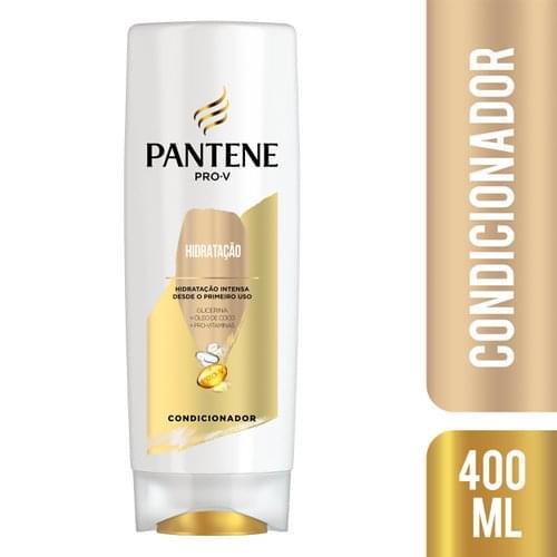 Imagem de Condicionador uso diário pantene 400ml hidratação