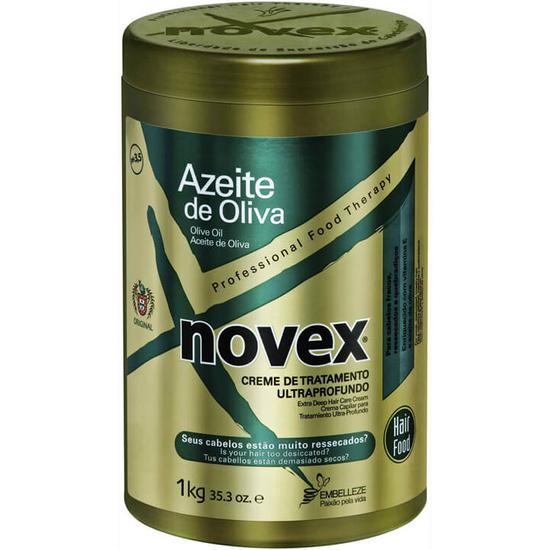 Imagem de Creme tratamento novex 1kg azeite de oliva