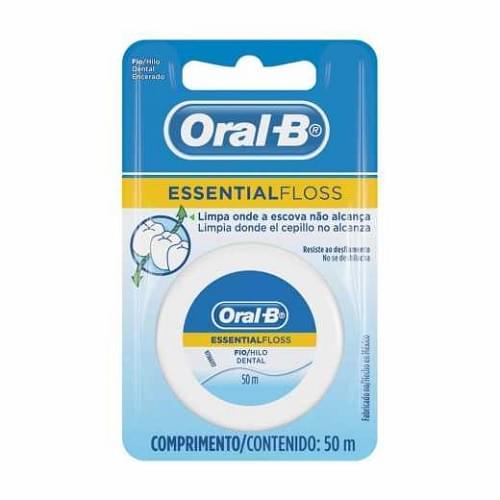 Imagem de Fio dental regular oral-b 50m com cera
