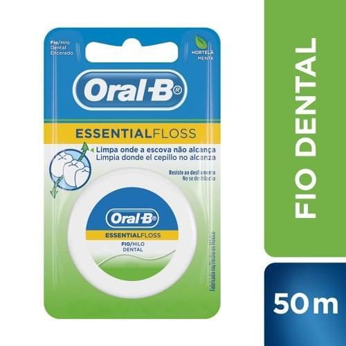 Imagem de Fio dental regular oral-b 50m menta
