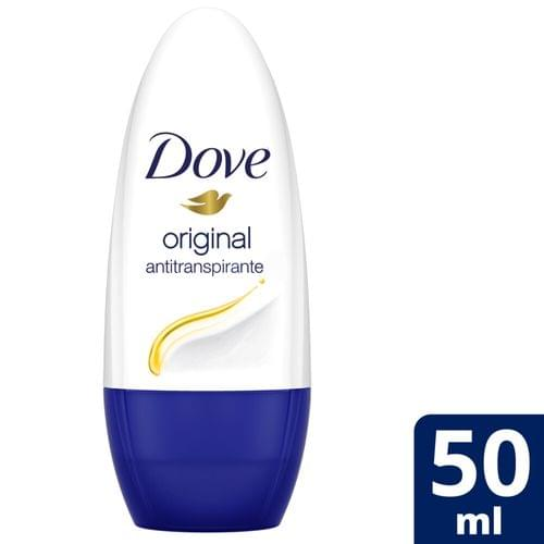 Imagem de Desodorante roll-on dove 50ml feminino original