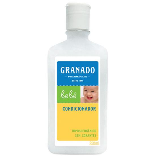 Imagem de Condicionador infantil granado 250ml bebê tradicional