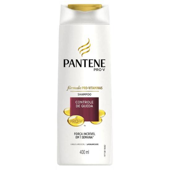Imagem de Shampoo anti queda pantene 400ml controle queda