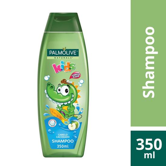 Imagem de Shampoo infantil palmolive 350ml kids cachos
