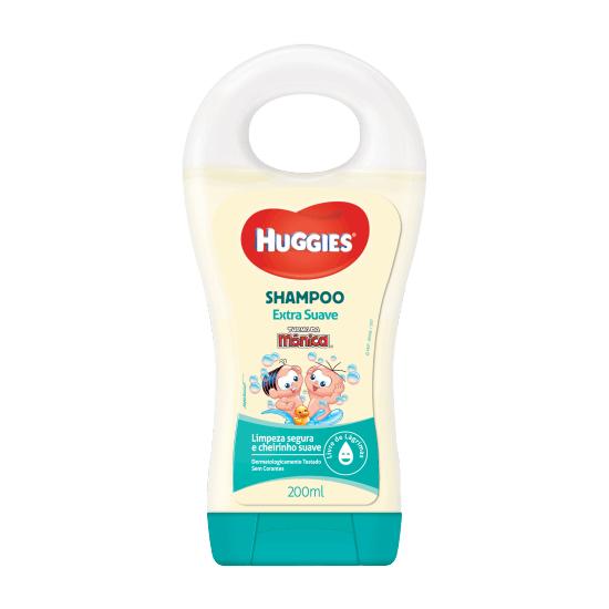 Imagem de Shampoo infantil turma da mônica 200ml suave
