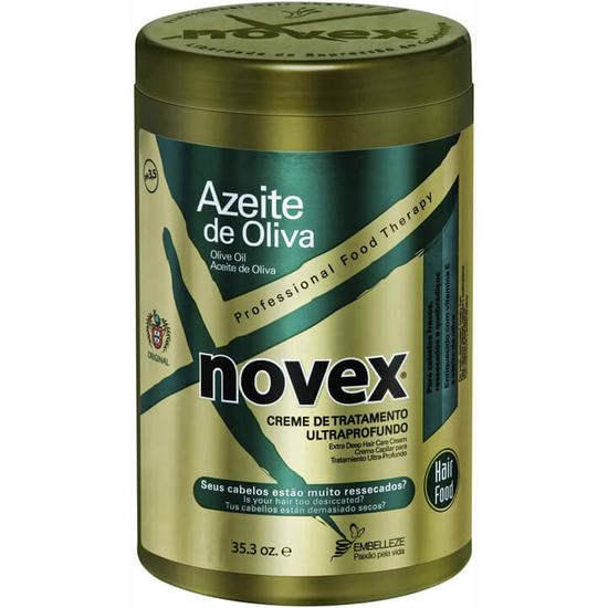 Imagem de Creme tratamento novex 400g azeite de oliva