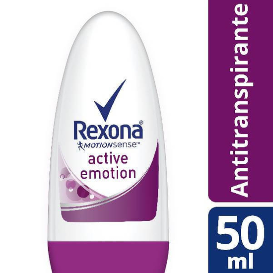 Imagem de Desodorante roll-on rexona 50g active emotion