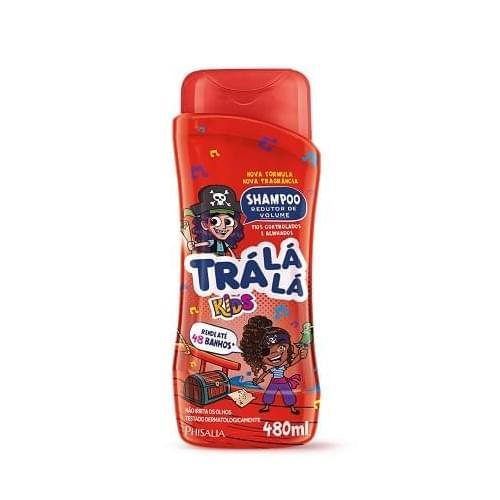 Imagem de Shampoo infantil trá lá lá 480ml redutor de volume
