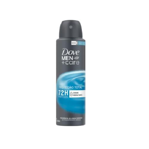 Imagem de Desodorante aerosol dove 89g cuidado total
