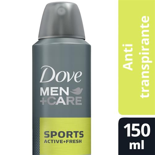 Imagem de Desodorante aerosol dove 89g men care extra fresh