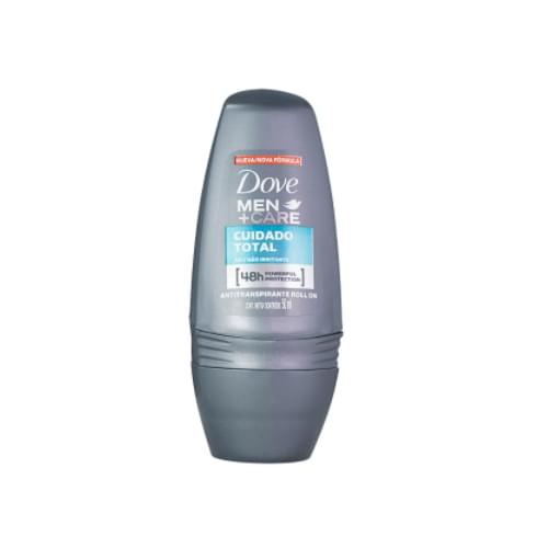 Imagem de Desodorante roll-on dove 50ml cuidado total