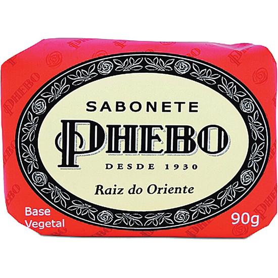 Imagem de Sabonete em barra glicerinado phebo 90g raiz do oriente