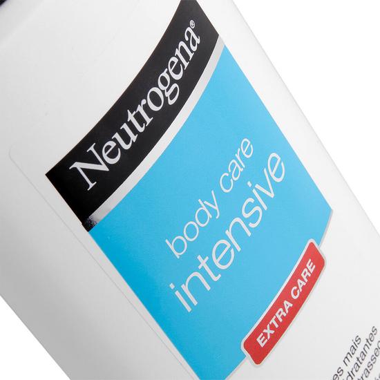 Imagem de Loção corporal hidratante neutrogena 400ml intensive pele extra seca