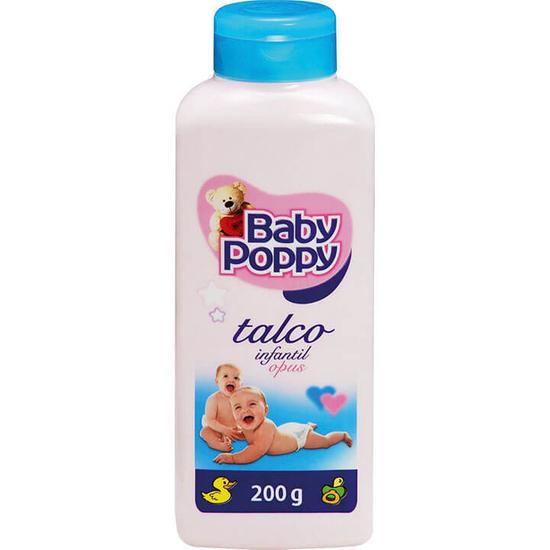 Imagem de Talco infantil baby poppy 200g
