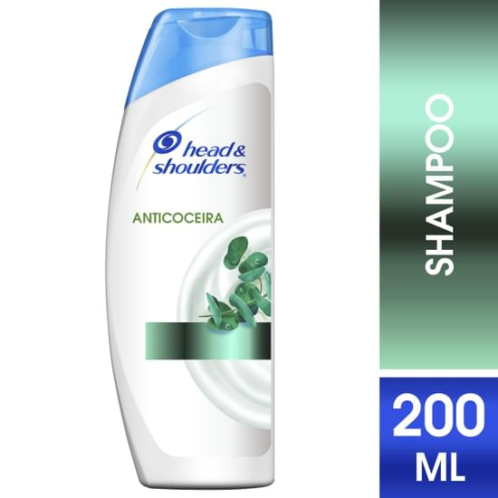 Imagem de Shampoo anti caspa head  shoulders 200ml anti coceira