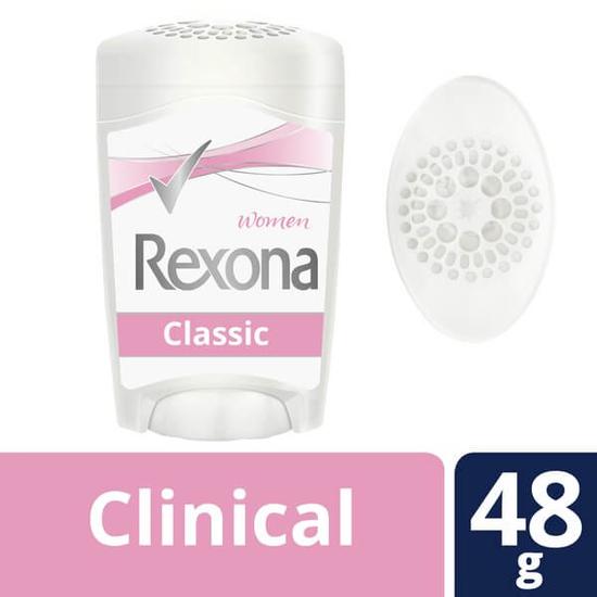 Imagem de Desodorante em creme rexona 48g clinical women