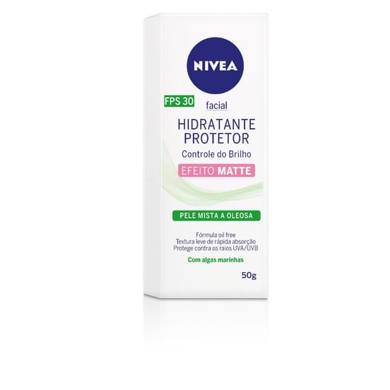 Imagem de Gel creme hidratante visage 50g visage beauty protector pele oleosa