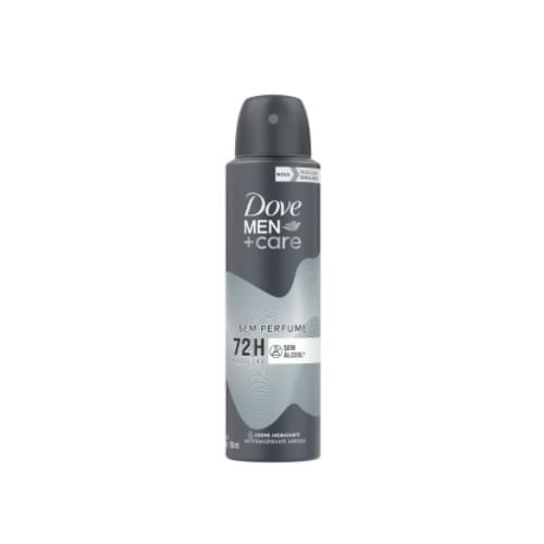 Imagem de Desodorante aerosol dove 89g men care sem perfume