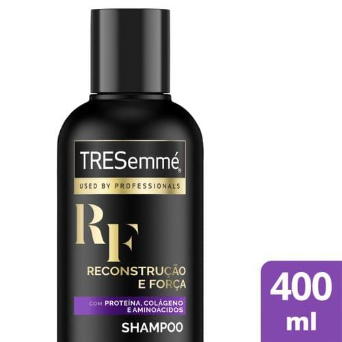 Imagem de Shampoo uso diário tresemmé 400ml reconstrução força