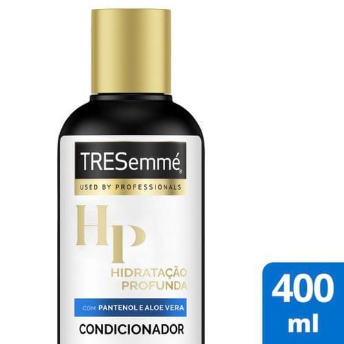 Imagem de Condicionador uso diário tresemmé 400ml hidratação profunda