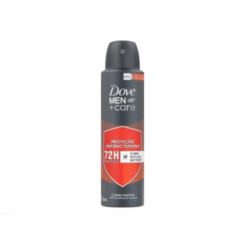 Imagem de Desodorante aerosol dove 89g antibac