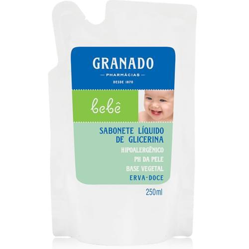 Imagem de Sabonete líquido refil granado 250ml erva doce