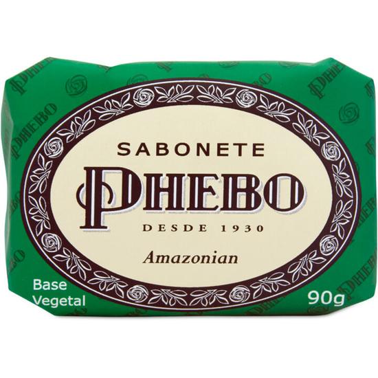 Imagem de Sabonete em barra glicerinado phebo 90g amazonian