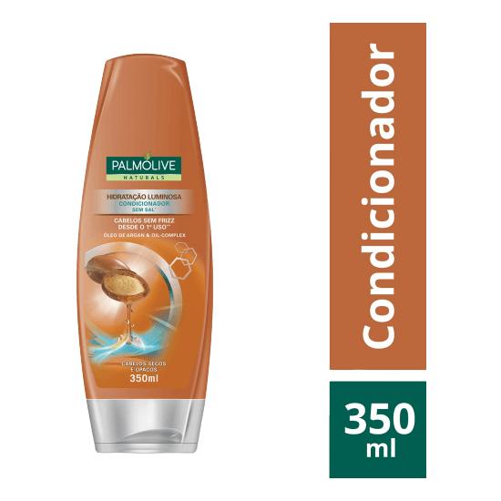 Imagem de Condicionador uso diário palmolive 350ml óleo de argan