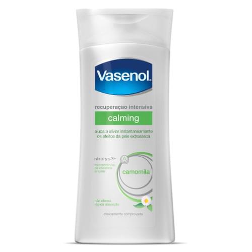 Imagem de Loção corporal hidratante vasenol 200ml camomila