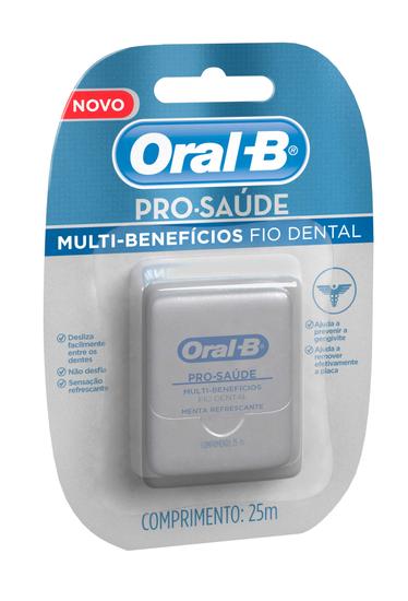 Imagem de Fio dental regular oral-b 25m pró-saúde