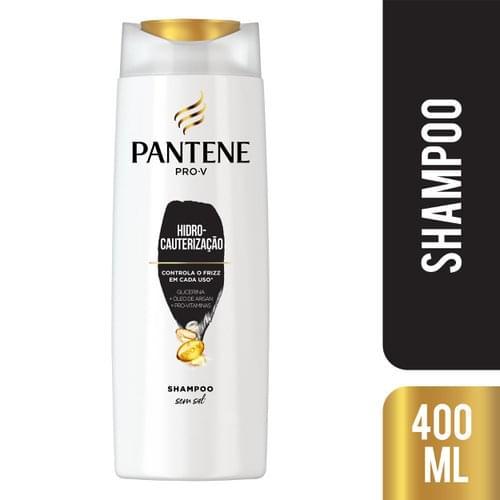 Imagem de Shampoo uso diário pantene 400ml hidrocauterização