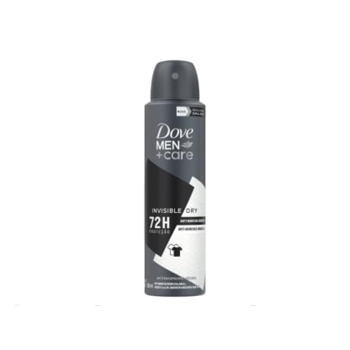 Imagem de Desodorante aerosol dove 89g men care invisible dry