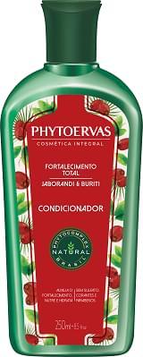 Imagem de Condicionador uso diário phytoervas 250ml fortalecimento total