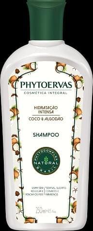 Imagem de Shampoo uso diário phytoervas 250ml hidratação intensa