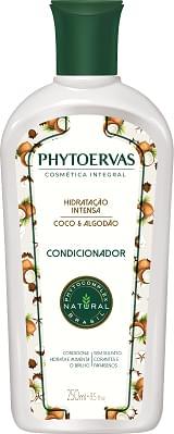Imagem de Condicionador uso diário phytoervas 250ml hidratação intensa
