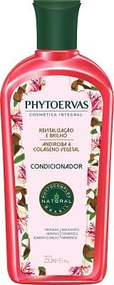 Imagem de Condicionador uso diário phytoervas 250ml revitalização e brilho