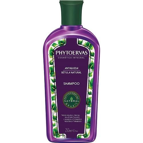 Imagem de Shampoo anti queda phytoervas 250ml antiqueda