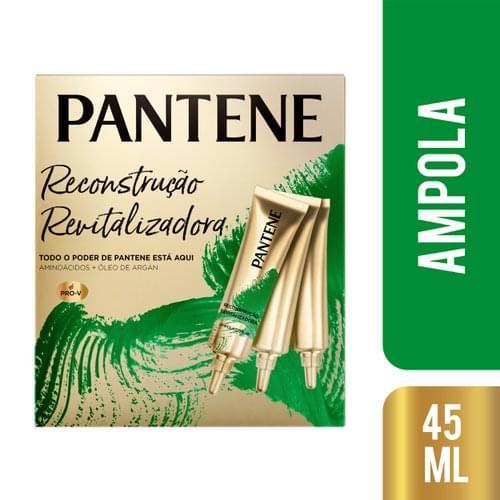 Imagem de Ampola tratamento pantene c/3 gold