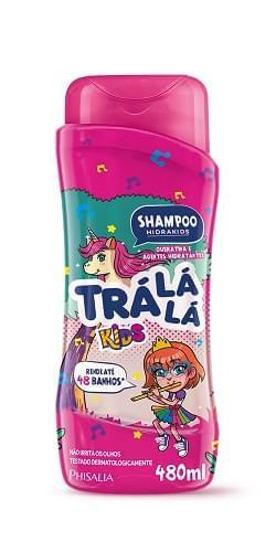 Imagem de Shampoo infantil trá lá lá 480ml hidra kids