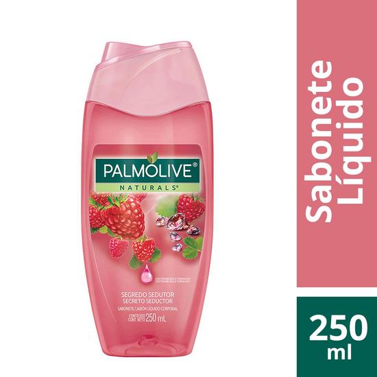 Imagem de Sabonete líquido uso diário palmolive 250ml turmalina
